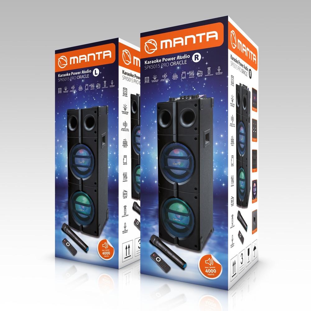 Акустическая система Manta SPK 5015