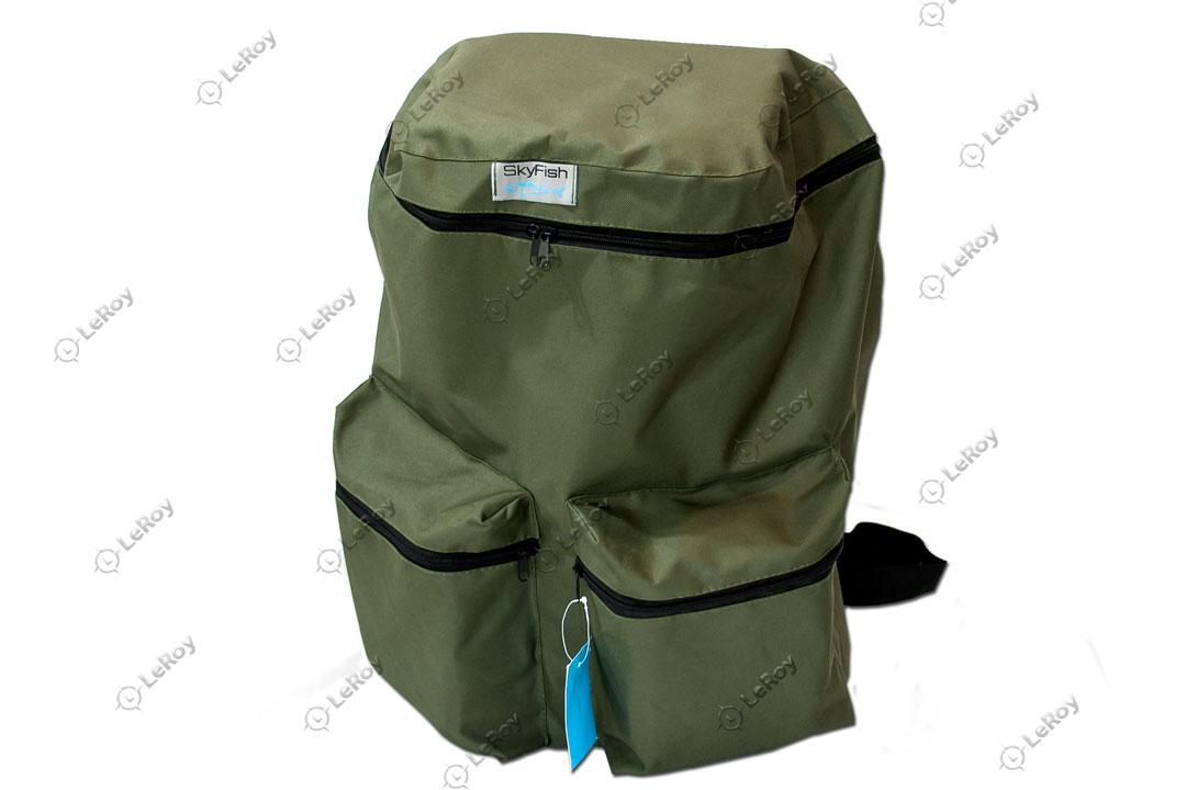 Рюкзак SkyFish 60L (олива)