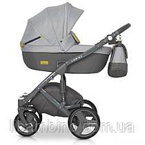 Дитяча універсальна коляска 2 в 1 Riko Vario 01 Grey Fox