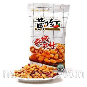 Арахис жаренный с перцем 110г Huang Fei Hong, фото 2