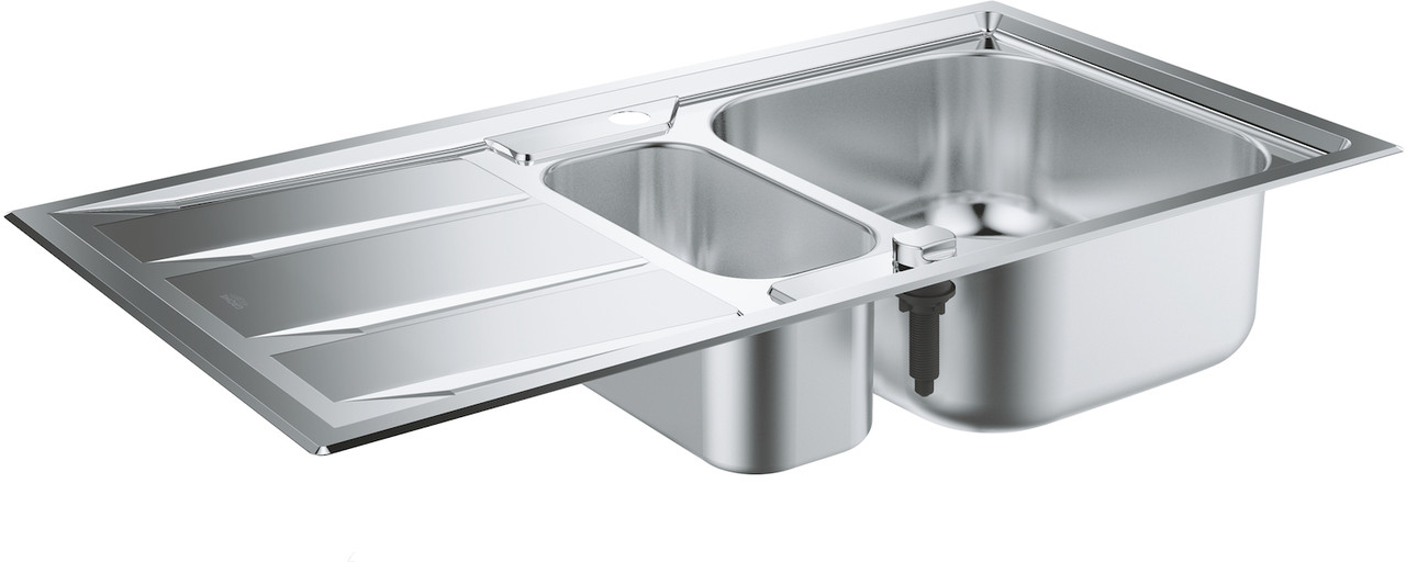 Мойка для кухни Grohe Sink K400 983x513 31569SD0