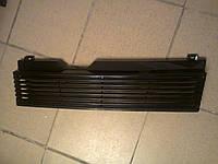 Решетка радиатора 8 полос черный лак для ВАЗ 2108-099