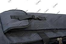 Чехол для удилищ SkyFish Серый 130 см с фиксаторами, фото 3