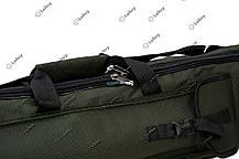 Чехол для удилищ SkyFish Олива 150 см с фиксаторами, фото 2
