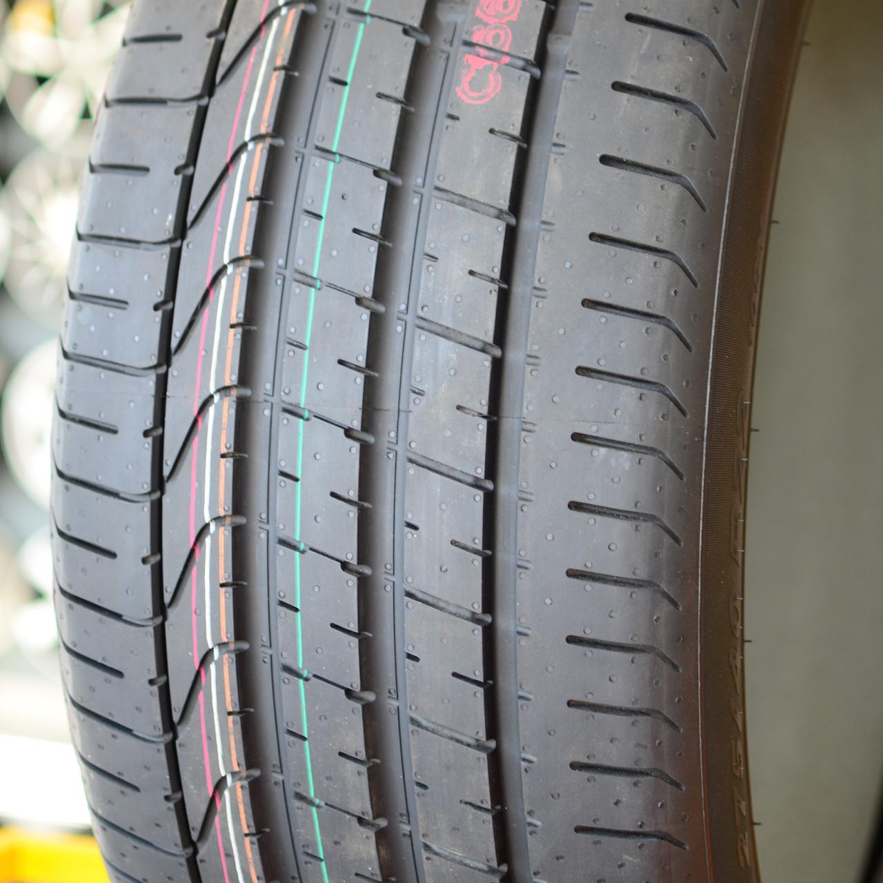 285/45R20   Pirelli PZero 108W (Румыния 2018г)