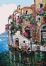 Картина по номерам Цвета Тосканы