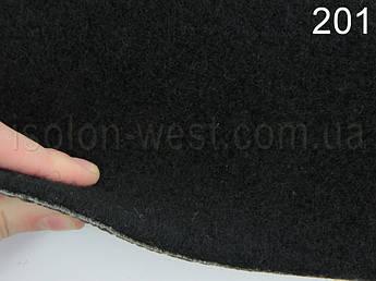 Автоковролин, Orotex Barati, цвет черный, на резиновой основе, 2.0м.