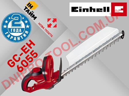 Кусторез єлектрический  Einhell GC-EH 6055, фото 2
