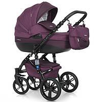 Дитяча універсальна коляска 2 в 1 Riko Brano Natural 03 Purple