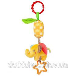 Іграшка-підвіска «Слоненя» JJovce