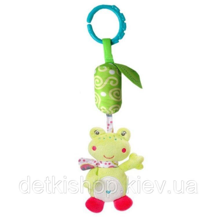 Игрушка-подвеска «Лягушка» JJovce