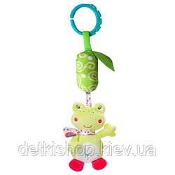 Іграшка-підвіска «Жаба» JJovce