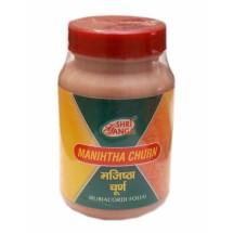 Манжишту - Используют при гельминтозе (круглые черви)