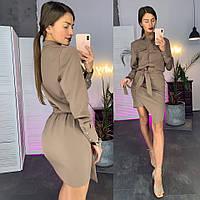 Стильный повседневный женский костюм  Мод: 7003