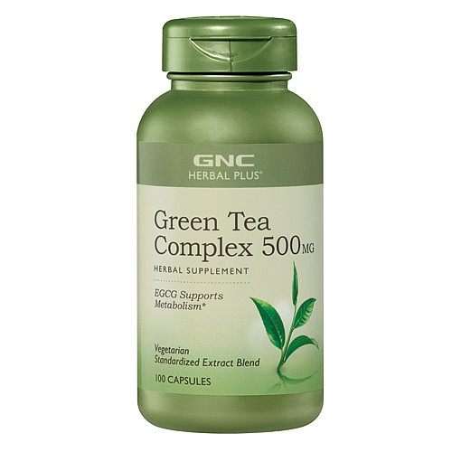 GNC Green Tea Complex 500 MG 100 сaps