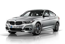 Оригінальні грати радіатора для BMW 3 ( F34) GT
