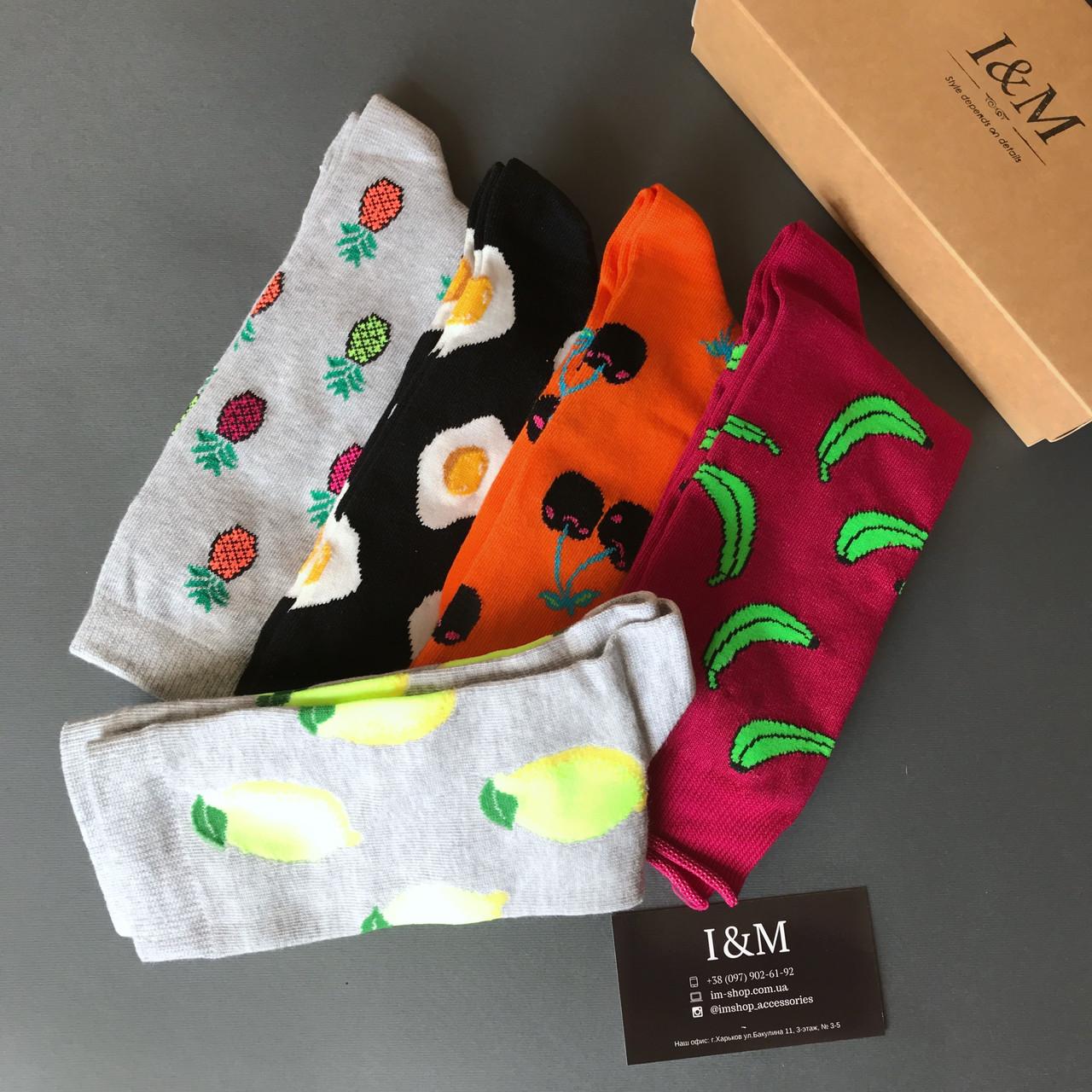 Набор носки I&M Craft женские (070257)