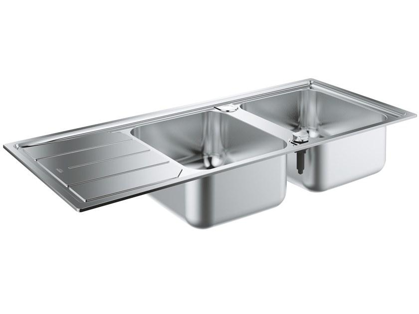 Мойка для кухни Grohe Sink K500 1160x500 31588SD0