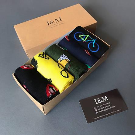 Набор носков I&M Craft Elegant's из 5-ти пар (070261), фото 2