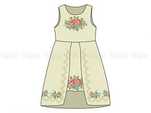 Заготовка платья