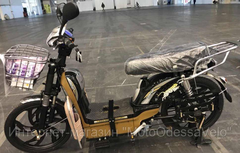 Электровелосипед грузовой Партнёр Comfort 500w 60v