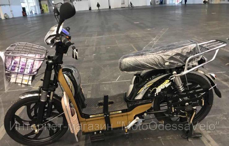 Электровелосипед грузовой Партнёр Comfort 500w 60v, фото 2