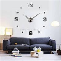 Настенные объемные часы до 1м с цифрами сделай сам