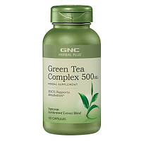 GNC Green Tea Complex 500 MG 100 caplets