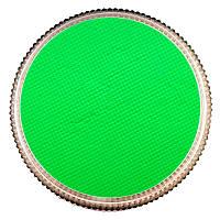Аквагрим ГримМастер неон Зелёный 32g
