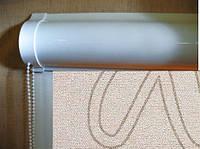 Ролеты тканевые (рулонные шторы) Astra Besta uni закрытый короб, фото 1