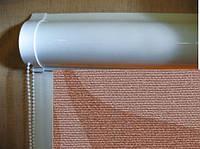 Ролеты тканевые (рулонные шторы) Viola Besta uni закрытый короб, фото 1