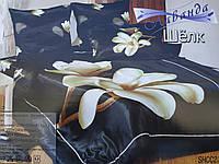 Постельное белье шелк евро Лаванда (Распродажа, цена от производителя)