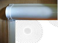 Ролеты тканевые (рулонные шторы) Sun Besta uni закрытый короб, фото 1