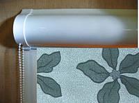 Ролеты тканевые (рулонные шторы) Magnolia Besta uni закрытый короб, фото 1