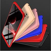 Чехол GKK для Xiaomi Pocophone F1  (2 цветов)