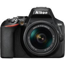 Зеркальный фотоапарат Nikon D3500 kit 18-55mm VR официальная гарантия / в магазине