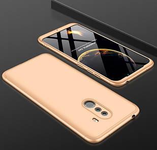 Чохол GKK для Xiaomi Pocophone F1 (2 кольори)