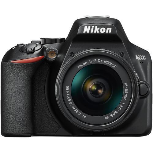 Фотоапарат Nikon D3500 kit 18-55mm VR ( в магазине )