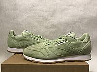 Кроссовки Reebok Classic Leather Green Оригинал BS8968