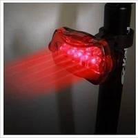 Светодиодная фара-мигалка ,велосипедная фара с подсветкой