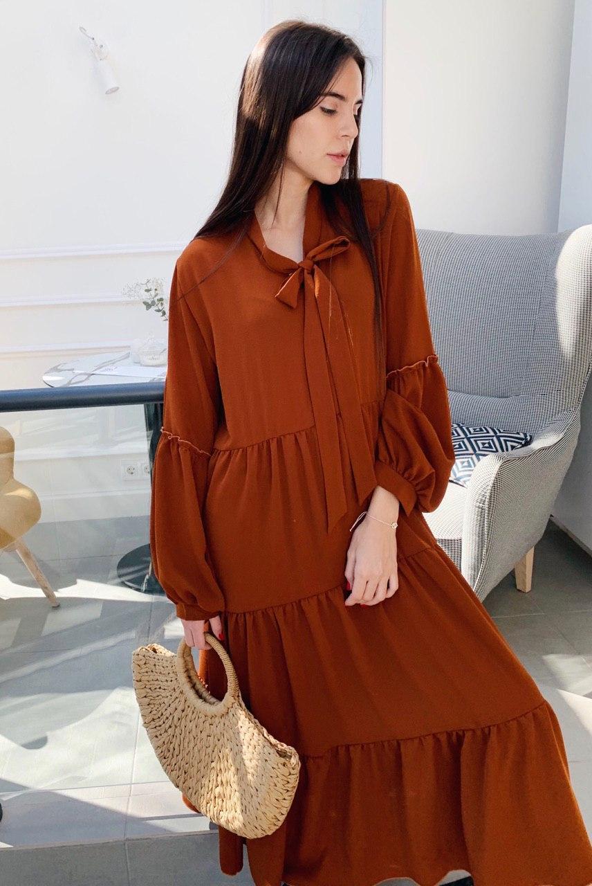 Женское платье оверсайз (р SMLXL)
