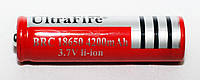 Аккумулятор UltraFire BRC 18650 4200mAh 3.7V Li-ion. Купить