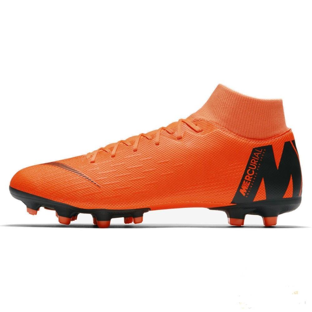 Бутсы футбольные Nike Mercurial 12 Academy MG (AH7362 810) Оригинал