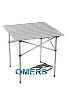 Раскладной стол Verus Alu I алюминиевый 70*70 см