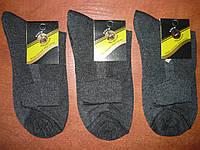 Носок Класик  Сетка р. 25. Серый. Рубежное