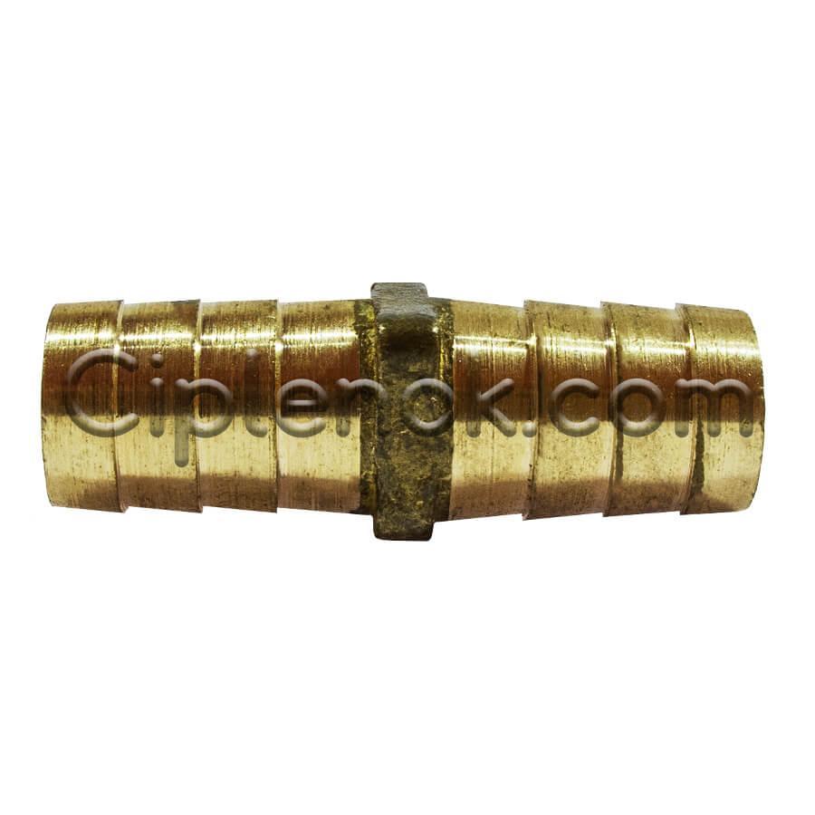 Трубка соединительная 14х14 мм латунь
