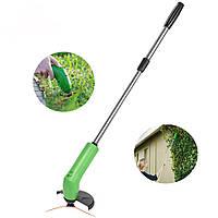 Zip Trim Ручная беспроводная газонокосилка Триммер для травы