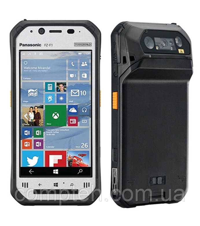 Планшет Panasonic ToughPad FZ-F1