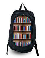 Рюкзак школьный с принтом!
