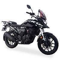 Мотоцикл Lifan KPT200 (Lf200-10L) Черный, фото 1